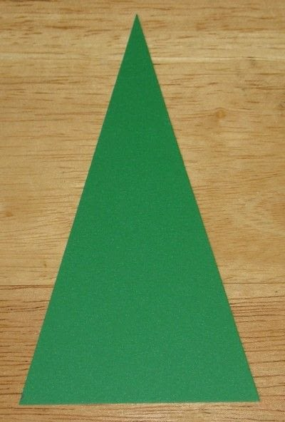 How to make a papercraft. Card Focal Points:  Shapes And Layering - Step 3