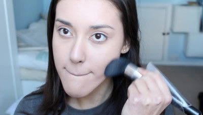 How to create a natural eye makeup. No Makeup Makeup | Brighter Eyes - Step 3