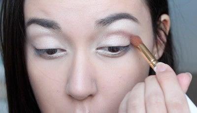 How to create a natural eye makeup. No Makeup Makeup | Brighter Eyes - Step 12