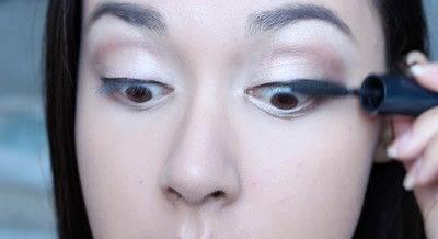 How to create a natural eye makeup. No Makeup Makeup | Brighter Eyes - Step 17