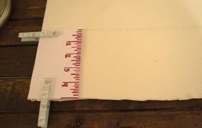 How to make a rag rug. Diy Shag Rag Rug Tutorial - Step 1