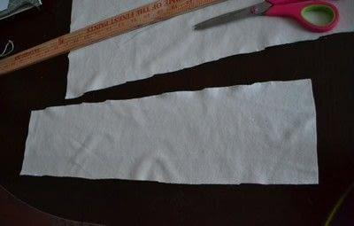 How to make a rag rug. Diy Shag Rag Rug Tutorial - Step 2