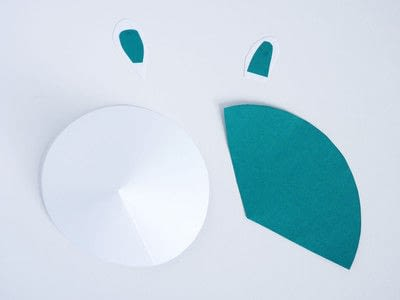 How to make a mask. Diy Kids Craft: Colorful And Fun Paper Masks - Step 3