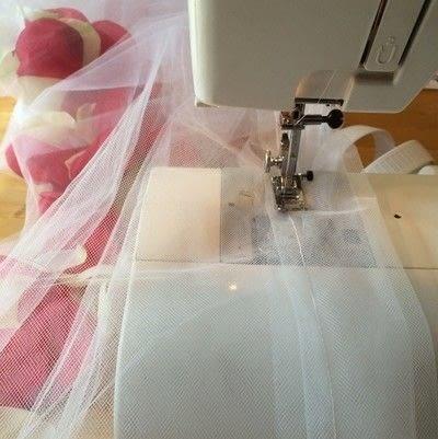 How to make a tutu. Easy DIY Girl's Tutu - Step 5