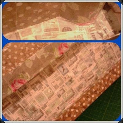 How to make a storage unit. Decoupage Carousel Display for Nail Varnishes - Step 10