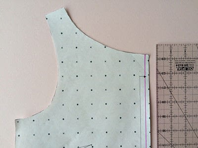 How to sew . How To Add Pin Tucks To Your Garments - Step 1
