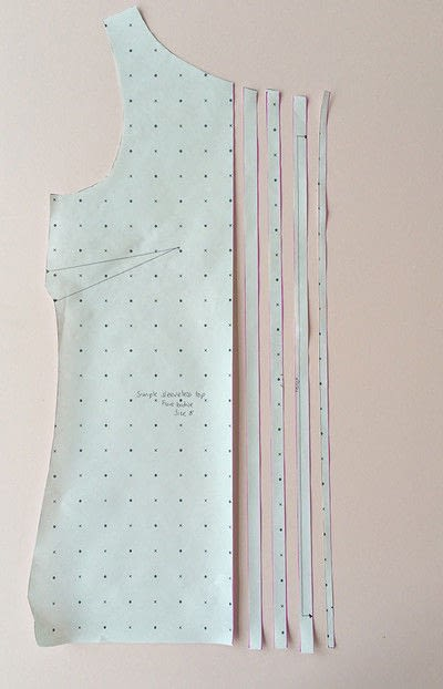 How to sew . How To Add Pin Tucks To Your Garments - Step 3