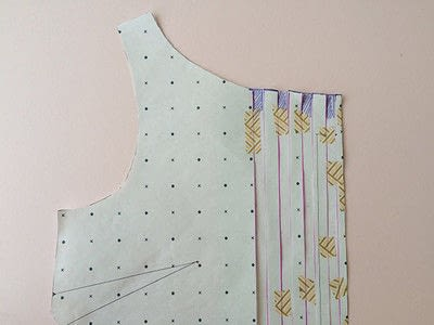 How to sew . How To Add Pin Tucks To Your Garments - Step 5