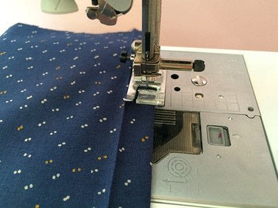 How to sew . How To Add Pin Tucks To Your Garments - Step 7