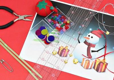 How to make an ornament. Christmas Balls! - Step 2