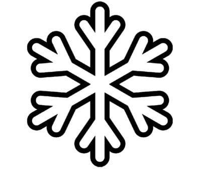 How to make string art. Diy Snowflake String Art - Step 1