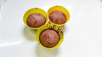 How to bake a cupcake. Prepare 3 Ingredients Cupcakes - Step 5