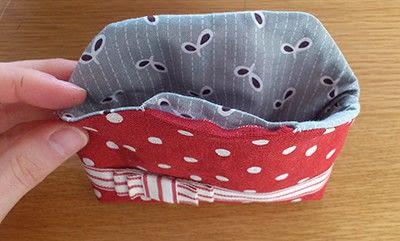 How to make a snap purse. Snap Frame Purse Tutorial  - Step 8