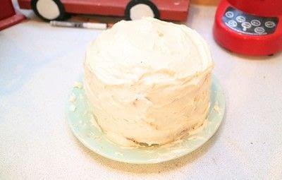 How to bake a carrot cake. 58 Carrot Cake - Step 9