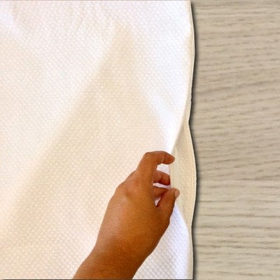 How to sew an inseam pocket. How To Add Inseam Pockets - Step 6