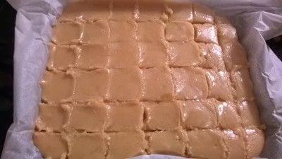 How to make fudge. Clotted Cream Fudge - Step 7