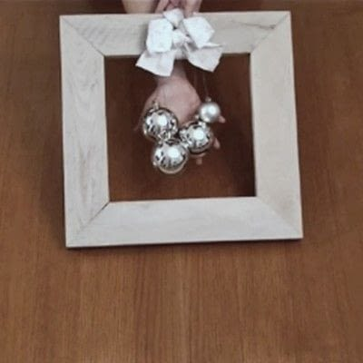 How to make a recycled photo frame. 1 Frame, 3 Ways - Step 8