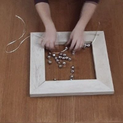 How to make a recycled photo frame. 1 Frame, 3 Ways - Step 9