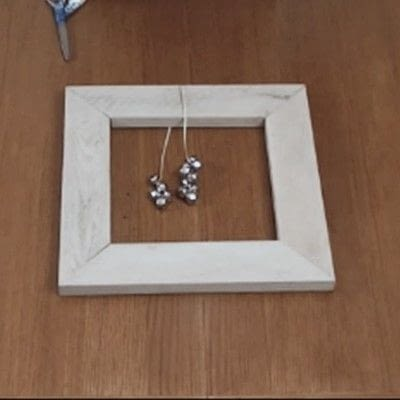 How to make a recycled photo frame. 1 Frame, 3 Ways - Step 10