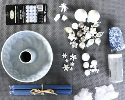 How to make a wreath. Beautiful Advent Wreath Of A Different Kind - Step 1