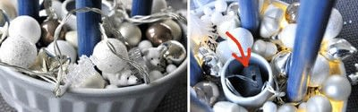 How to make a wreath. Beautiful Advent Wreath Of A Different Kind - Step 3