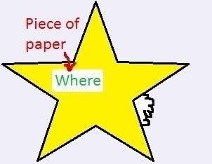 How to make a shape plushie. Titanic Star Plushie - Step 3