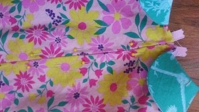 How to sew a baby top. Extending A Dress Bodice To Make A Shirt - Step 5