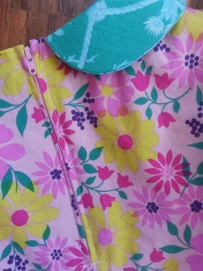 How to sew a baby top. Extending A Dress Bodice To Make A Shirt - Step 6