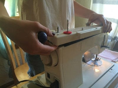 How to sew . How To Service Your Sewing Machine Yourself - Step 5