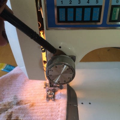 How to sew . How To Service Your Sewing Machine Yourself - Step 17