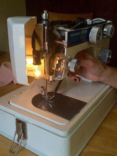 How to sew . How To Service Your Sewing Machine Yourself - Step 19
