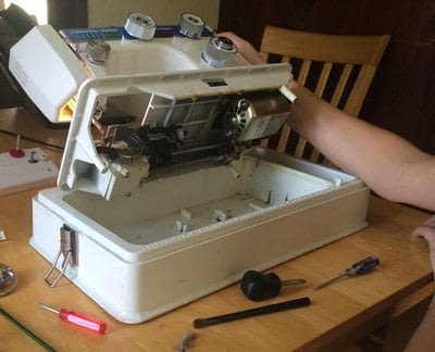 How to sew . How To Service Your Sewing Machine Yourself - Step 31
