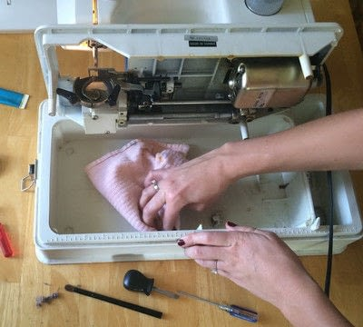 How to sew . How To Service Your Sewing Machine Yourself - Step 33