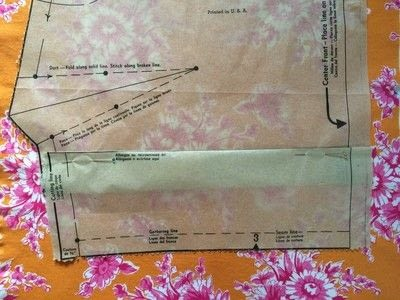 How to sew . Sewcabulary: Fourteen Key Terms For Understanding Sewing Patterns - Step 18