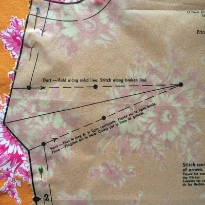 How to sew . Sewcabulary: Fourteen Key Terms For Understanding Sewing Patterns - Step 20