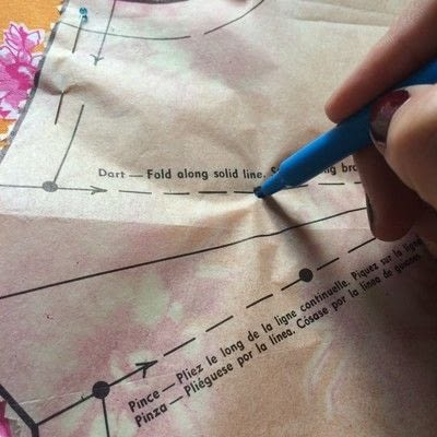 How to sew . Sewcabulary: Fourteen Key Terms For Understanding Sewing Patterns - Step 21