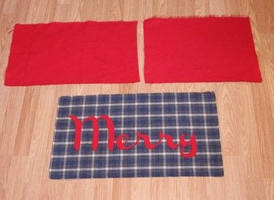 How to make a pillow/cushion. How To Make An Envelope Closure Pillow Sham - Step 2