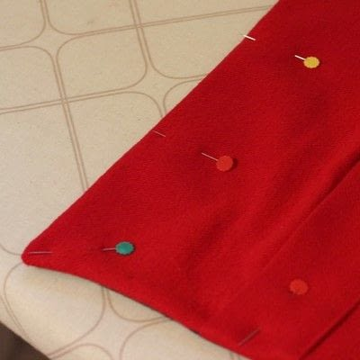 How to make a pillow/cushion. How To Make An Envelope Closure Pillow Sham - Step 18
