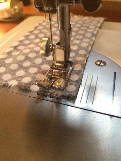 How to sew a seam. Sewcabulary: Five Different Finishing Seams And How To Sew Them - Step 4