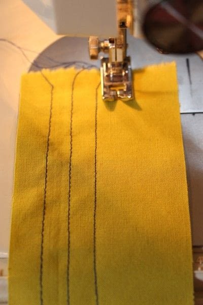 How to sew . Sewcabulary: Five Different Machine Stitches And When To Use Them - Step 3