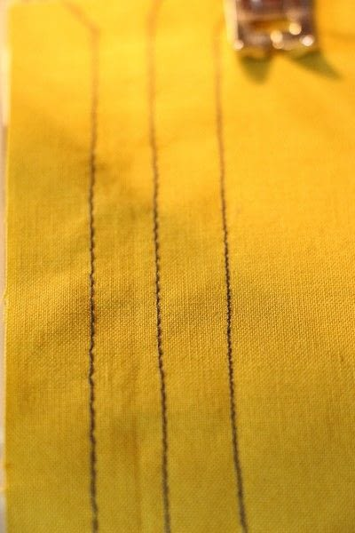 How to sew . Sewcabulary: Five Different Machine Stitches And When To Use Them - Step 4