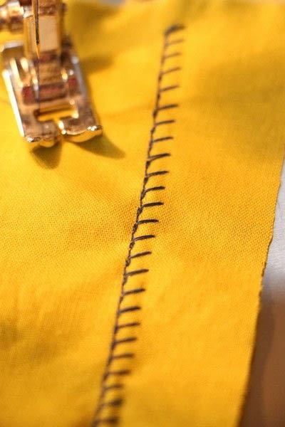 How to sew . Sewcabulary: Five Different Machine Stitches And When To Use Them - Step 8