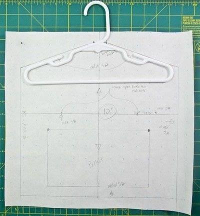 How to make a wall tidy storage unit. Receipt Caddy : : Tutorial - Step 1