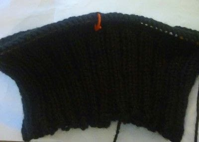How to make a beanie. Pom Pom Knit Hat With Custom Labels - Step 2