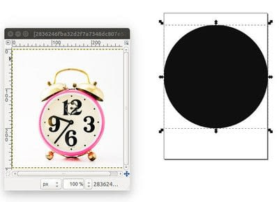 How to make a recycled clock.  Diy Clock Makeover - Step 1