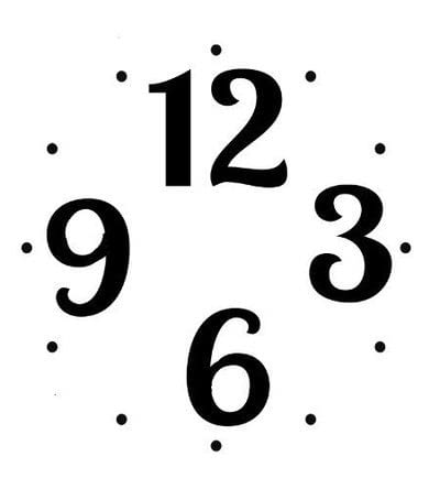 How to make a recycled clock.  Diy Clock Makeover - Step 5