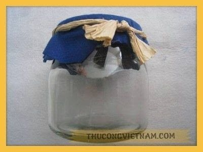 How to make a plastic bottle model. Cute Jar To Save Money - Step 2