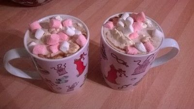 How to make a hot chocolate. Home Made Hot Chocolate  - Step 9