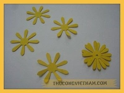 How to make a patterns. How To Make A Flower Pot From Craft Punch!!! - Step 3