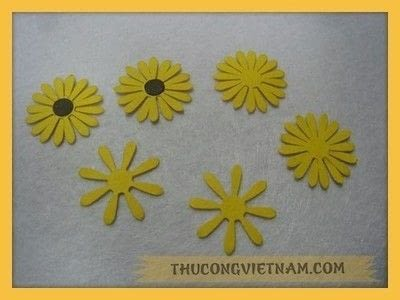 How to make a patterns. How To Make A Flower Pot From Craft Punch!!! - Step 4